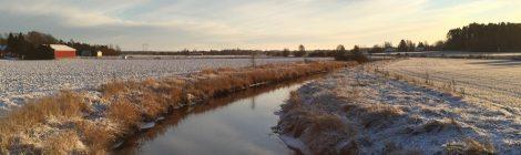Jätevesien johtaminen Eurajokeen -  purkupaikkavaihtojen puntarointi Rauman kannalta